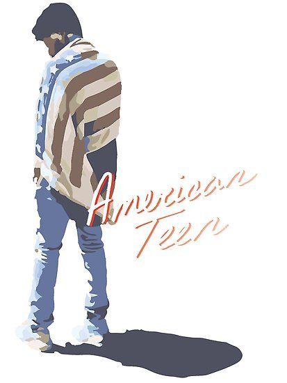 American Teen Khalid Sticker T