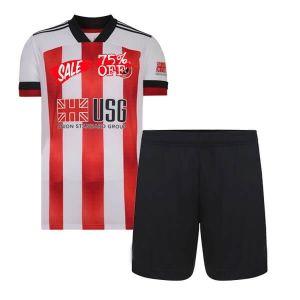 Kids Youth Sheffield United 20 21 Wholesale Home Cheap Soccer Kit Sale Shirt Kids Youth Sheffield United 20 21 Who In 2020 Shirt Sale Cheap Football Shirts Soccer Kits