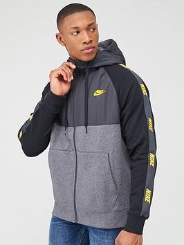 nike hybrid hoodie