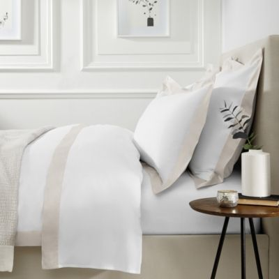 Provence Quilt Cushion Covers The White Company