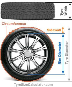 Tire Size Calculator Tyre Size Truck Tyres Tire Size Calculator