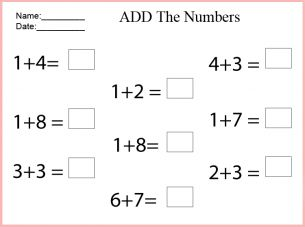 Rectangles and Same Mass Math Worksheet | Free Printable ...