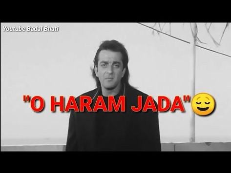Sanju Baba Sanjay Dutt Dialogue Atish Movie Whatsapp