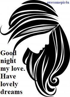 Goodnight message
