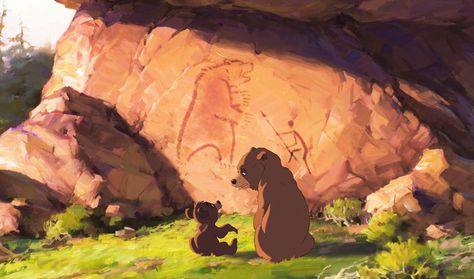 Brother Bear Images Brother Bear Hd Wallpaper And Background