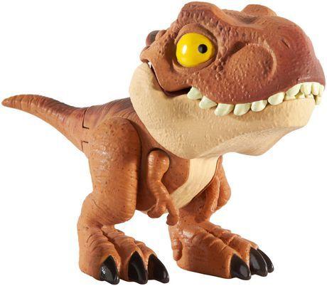 2020 Jurassic World Christmas Toys Jurassic World Snap Squad Tyrannosaurus Rex | Walmart Canada in