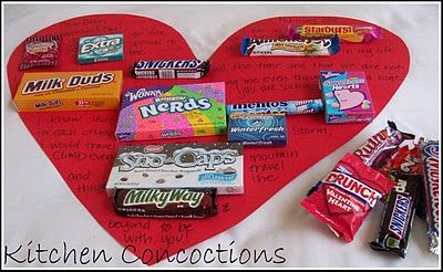 16 best Candy Cards images on Pinterest  Candy cards Candy bar