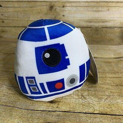2020 Kelly Toys Squishmallows Disney 5 Inch Star Wars Mandalorian R2d2 Plush New Star Wars R2d2 Mandalorian Star Wars