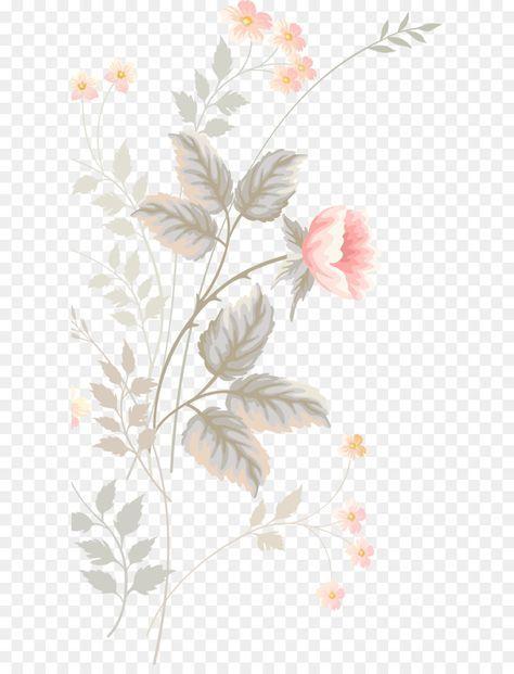Flowers Png Pastel 55 Super Ideas Flower Png Images Watercolor Flowers Paintings Blossoms Art
