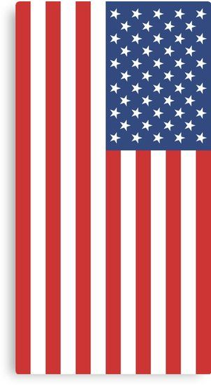 Creative Memories Sticker AMERICAN FLAG USA 4TH OF JULY
