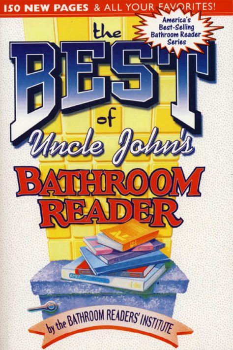 The Best Of Uncle John S Bathroom Reader Ebook Readers Ebooks