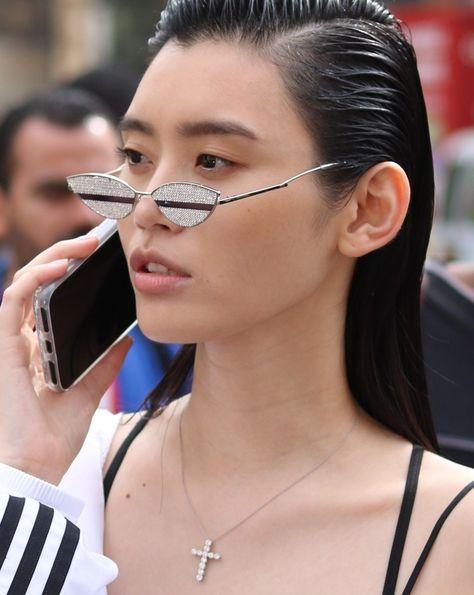 Ming Xi at Paris Fashion Week SS 19