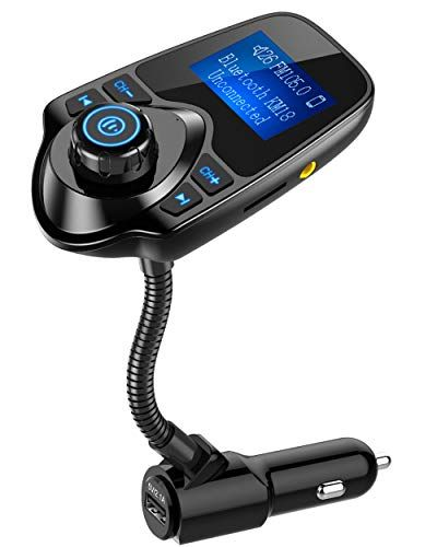 The 8 Best Iphone Fm Transmitters For Your Car In 2020 In 2020 Car Bluetooth Fm Transmitters Bluetooth Adapter