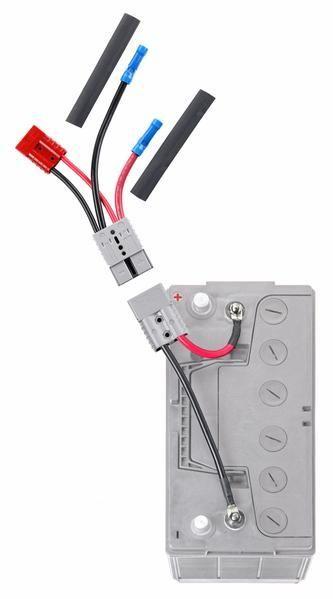 24 Volt Trolling Motor Plug Wiring Diagram
