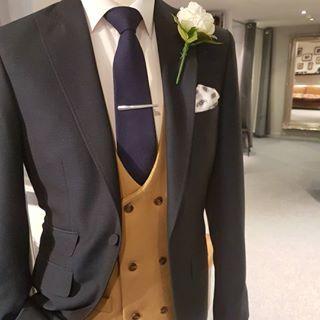 Peter Posh Formal Suit Hire Wedding