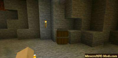 Random Treasures Minecraft Pe Mod 1 16 200 1 16 40 Ios Android Minecraft Pe Minecraft Treasures