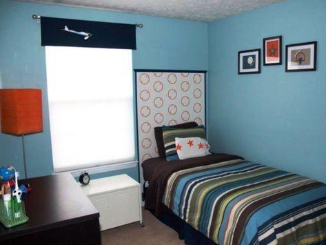 wallpaper dinding kamar cowok simple - dokumen paud tk sd smp