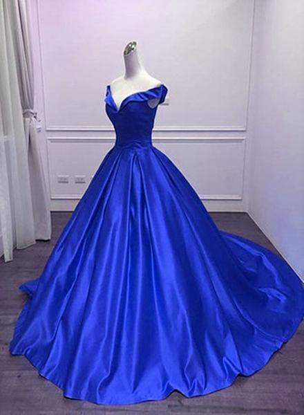 14++ Royal blue dresses for women ideas info