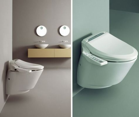 Astounding High Tech Toilet Autoflush Heated Bidet Wash And Air Uwap Interior Chair Design Uwaporg