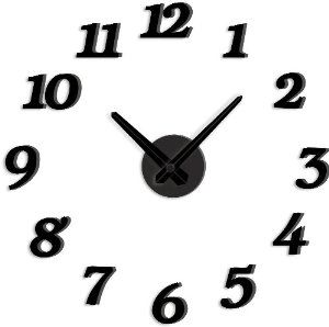 We Have The Clock Mechanism From A Previously Bought Wall Clock Decal If I Can T Find A New Decal Numbers Only I M Goin With Images Wall Clock Diy Clock Wall Diy Clock