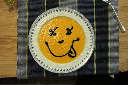 Möhren - Ingwer - Suppe