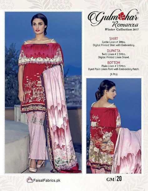 shopping #GulMohar #WinterCollection...