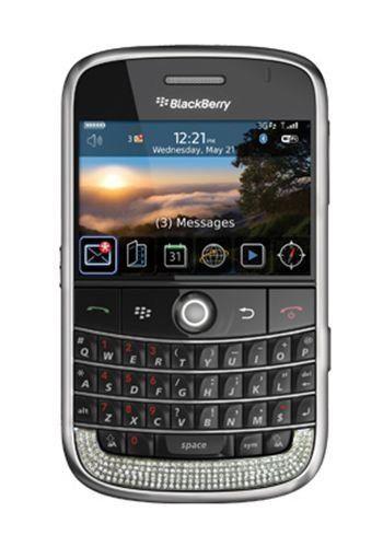 7f8a2224e4e Blackberry Bold - Diamonds Luxury Mobile Phone by Continental