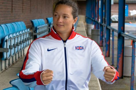 Jade Lally, Commonwealth Games Discus medallist.  Picture by Ian Stratton
