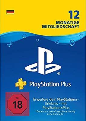 Playstation Plus Mitgliedschaft 12 Monate Deutsches Konto Ps4 Download Code Mit Bildern Playstation Monate Deutsch Computerspiele