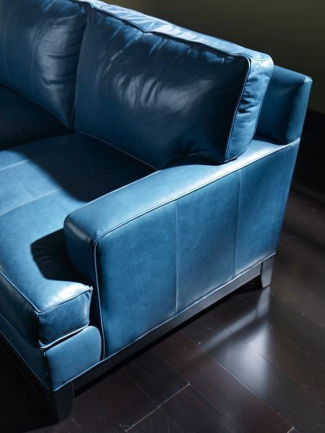 Super House Plans Ideas Loft 21 Ideas Couches Living Room Couches Living Room Sectional Blue Leather Sofa