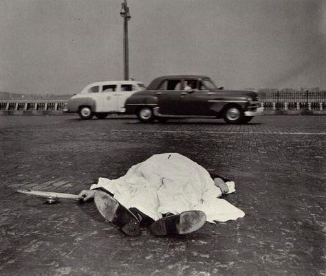 Photographier par Weegee