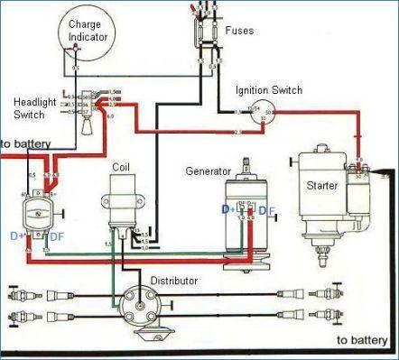 vw dune buggy wiring diagram –  curso de mecanica