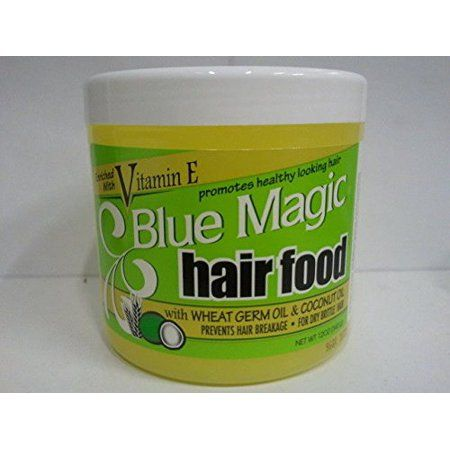 Beauty Blue Magic Magic Hair Coconut Oil