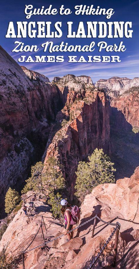 Hiking Angels Landing Insider Guide Zion National Park