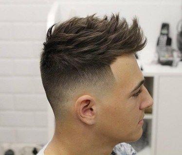 Frisur Ohne Ubergang Frisuren Mid Fade Haircut Medium Fade Haircut Fade Haircut
