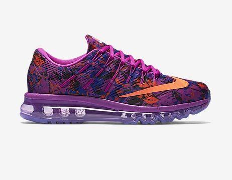 great deals fresh styles best quality réputation fiable en soldes chaussures nike air max 2016 violet et ...