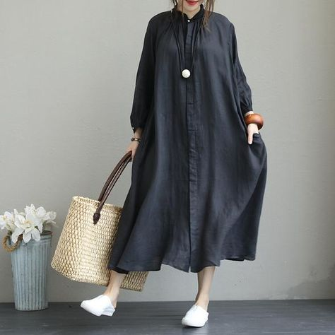 7c56338aec List of Pinterest linnen clothes for women casual maxi dresses ...