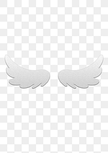 Gradient Simple Little Angel Wings Black And White Gradient Gray Free Of Charge Png Transparent Clipart Image And Psd File For Free Download Angel Illustration Angel Wings Background Cute Clipart