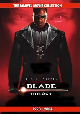 Blade Poster Id 714556 Movie Posters Marvel Posters Horror Movie Posters