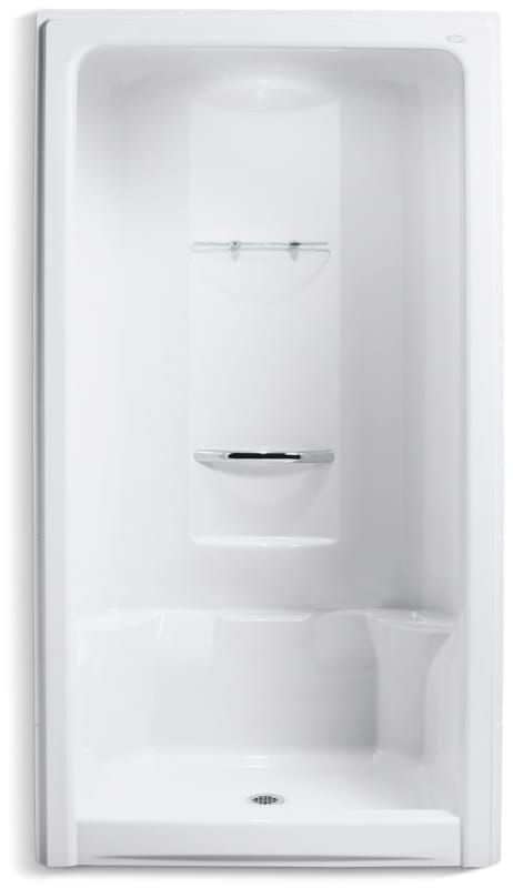 Kohler K 1687 With Images One Piece Shower Dome Ceiling Grab