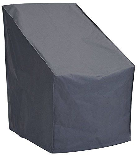 Patio Watcher Patio Chair Cover All Weather Protective Patio Furniture Cover High Back Outdoor Chair Cover Grey Patio Chair Covers Patio Furniture Covers Outdoor Chair Cover