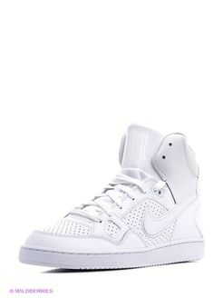 san francisco 092d3 dcd1e Кеды WMNS SON OF FORCE MID Nike