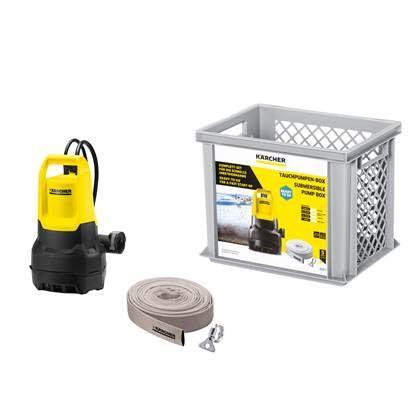 Karcher Sp5 Box Vuilwaterpomp Dompelpomp Kist En Pomp