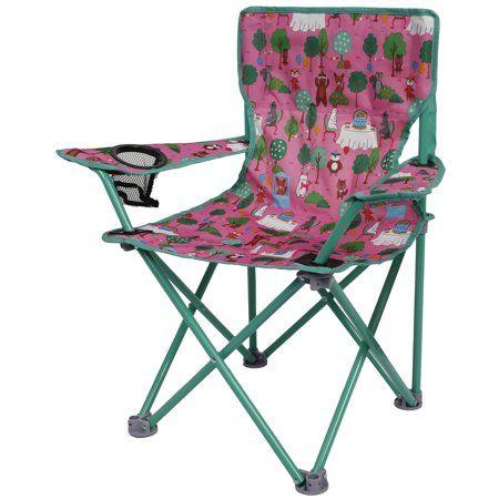 Magnificent Ozark Trail Kids Folding Camp Chair In 2019 Mayzee Bloom Machost Co Dining Chair Design Ideas Machostcouk