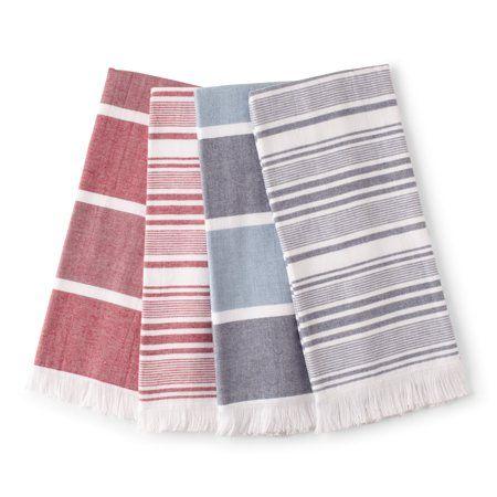 Home Towel Set Cotton Towels Kitchen Towels