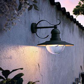 Aplique Philips Topiary Apliques De Exterior Iluminacion Exterior Iluminacion