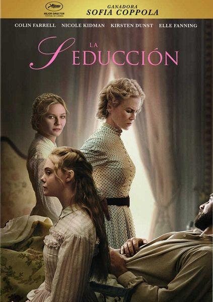 La Seducción Dirixida Por Sofía Coppola Peliculas De Romance Peliculas Cine Peliculas De Epoca