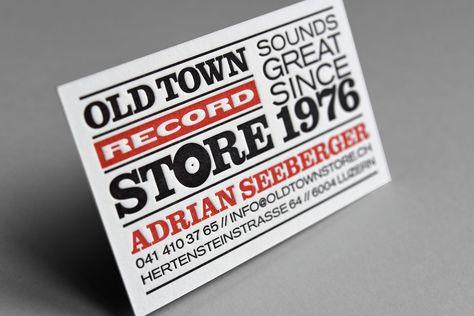 Finest Music On Vinyl And Letterpress On Finest Paper 3