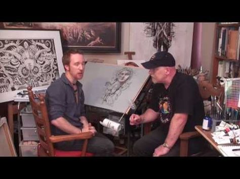 How to Draw with John Kennedy - YouTube