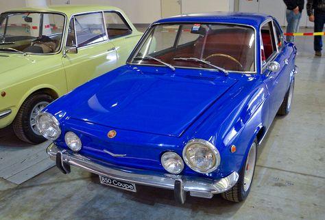 Short And Sporty 1971 Fiat 850 Sport Spider Fiat 850 Fiat